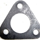 MB GPW M151 M38 CJ Willys Ford WII MV Gasket exhaust pipe, triangular shape A7967