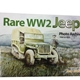 MB GPW M151 M38 CJ Willys Ford WII MV Rare WWII Jeep- Photo Archive AAW1