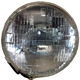 MB GPW M151 M38 CJ Willys Ford WII MV Sealed beam, headlite, 24 volt, import  7418343