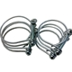 MB GPW M151 M38 CJ Willys Ford WII MV M151 Radiator Hose Clamp Set 4730-909-8627