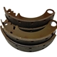 MB GPW M151 M38 CJ Willys Ford WII MV Brake Shoe Set (1axle) Riveted 642967