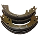 MB GPW M151 M38 CJ Willys Ford WII MV Brake Shoe Set (1axle) Riveted  807376