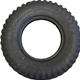 MB GPW M151 M38 CJ Willys Ford WII MV 7:00 x 16 Cross Country Tire NDCC 6 ply rated  Firestone 511831