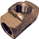 MB GPW M151 M38 CJ Willys Ford WII MV Fitting,T, 5/15 flaired,1/8 in pipe 128275